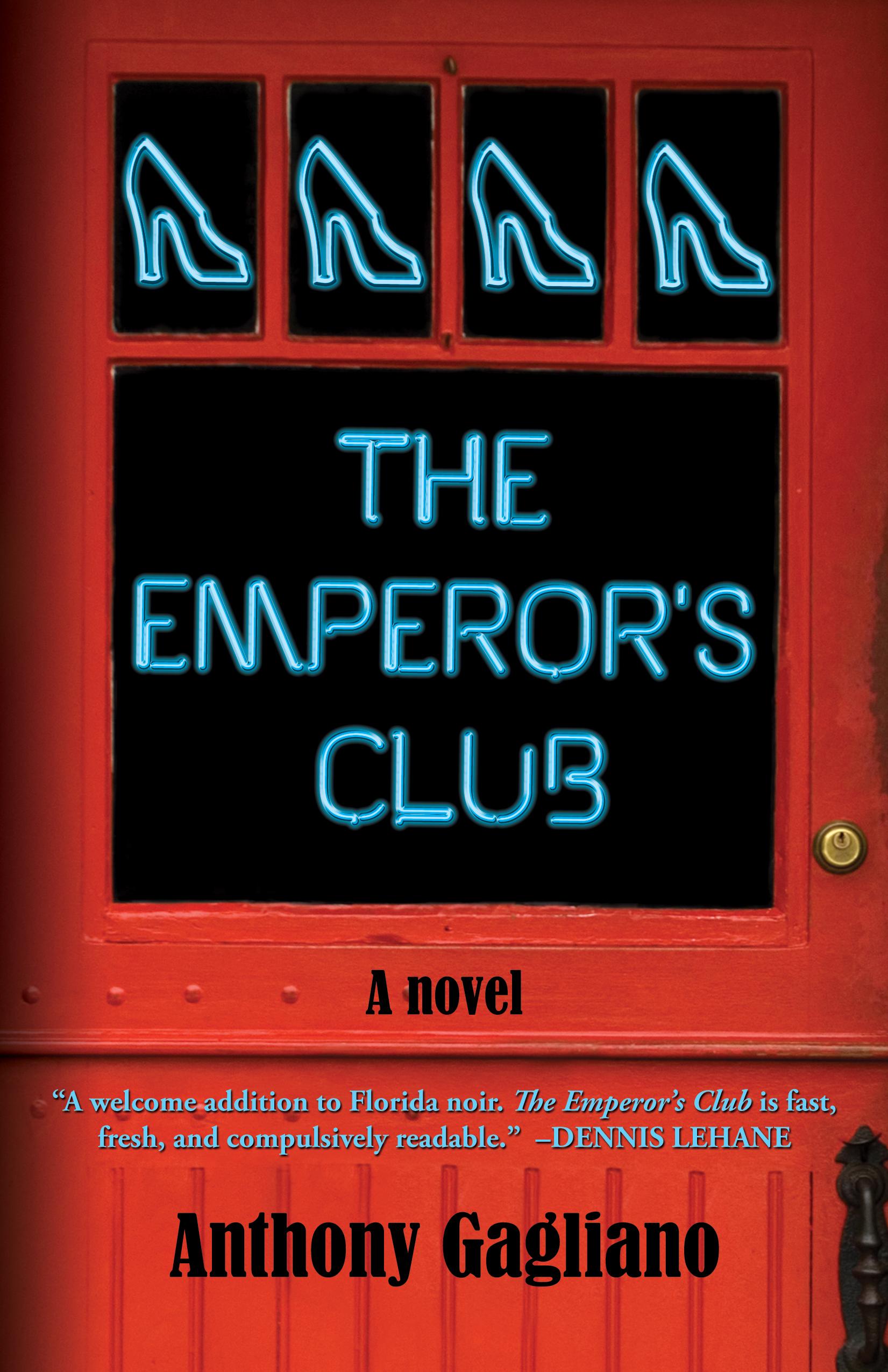 The Emperor's Club cover